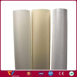 东莞工厂售 **丝网印刷用 高亮白色半透明 七彩 灰色反光转印膜
