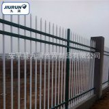 鋅鋼圍欄 庭院綠化帶護欄 景區圍牆護欄