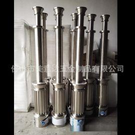 夜場不鏽鋼裝飾柱定做 異形不鏽鋼羅馬柱加工