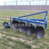 耕地圆盘犁 425型号农用圆盘犁 定制型号圆盘犁