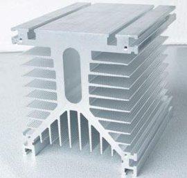 固态继电器散热器 (KL-127)