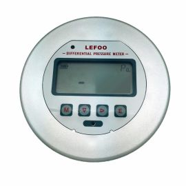 数显微压差表 实验室洁净及新风气体检测及控制装置