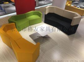 專業定制各種休閒沙發定制各種異型布藝休閒沙發