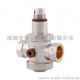 供应进口水气两用可调式减压阀143 意大利ITAP减压阀