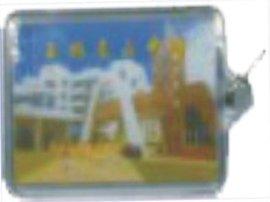 透明印刷钥匙扣(11号)