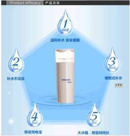 水施美太阳能纳米喷雾补水仪