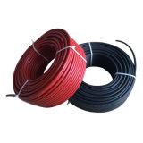 廠家直銷PV1-F 1*10mm2太陽能光伏電纜