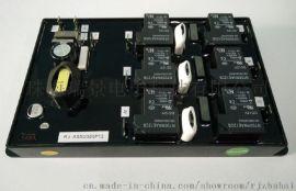 供应 热泵软启动RJ-ASSU380P12 不用交流接触器的软启动 380V12P 三相软启动 空调软启动