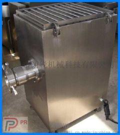 浦锐牌绞肉机 不锈钢电动绞肉设备 大型绞肉机