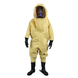 RFH02全封閉重型防化服 一星化學防護服