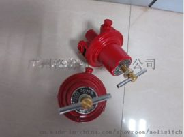 美国REGO力高调压器597FB工业液化气减压阀