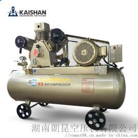 朗昆活塞式小空压机 工业用打气冲气泵移动式