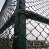 球场围网-分层式体育场围网-扁铁式围网