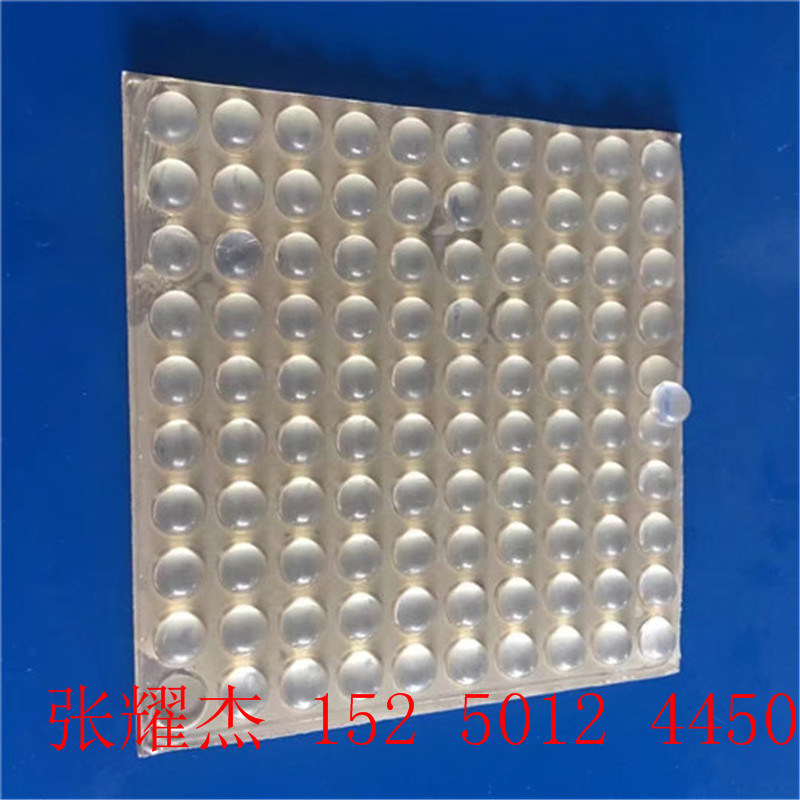 舟山软质PVC透明垫片、透明硅胶胶垫