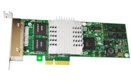 英特尔R intel EXPI9404PTL四口千兆服务器网卡