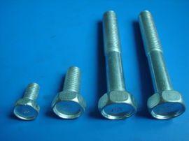 供应镀锌螺栓、热镀锌螺栓、镀锌螺母、热镀锌螺母