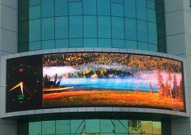 洛阳全彩显示屏 户外全彩屏 LED大屏幕 洛阳P10全彩显示屏