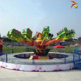 兒童旋轉彈跳機遊樂設備 公園遊樂場設施定製