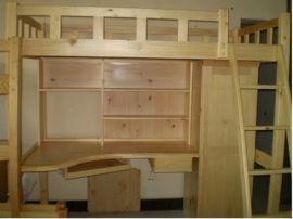 成都实木学生高低床生产宿舍家具环保厂家