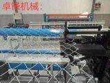 全自动数控勾花网机  矿用安全防护勾花网机