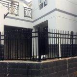锌钢护栏铁栅栏@饭店围墙防护栏@锌钢护栏配件