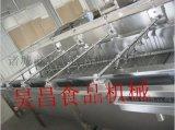 机械手气泡清洗机 昊昌食品机械专业生产