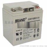 厂家布兰德蓄电池12V24AH代理现货