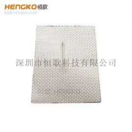 耐酸碱腐蚀316L不锈钢烧结网滤芯