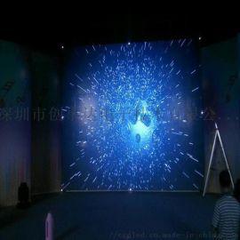 室内P6全彩LED显示屏 高清广告电子大屏幕