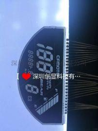 LCD显示屏 车用仪表液晶屏