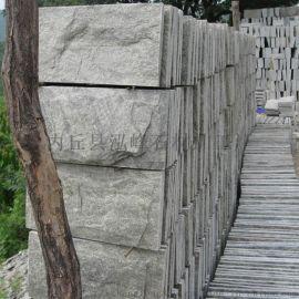 綠色蘑菇石廠家綠石英蘑菇石小區綠色外牆文化磚