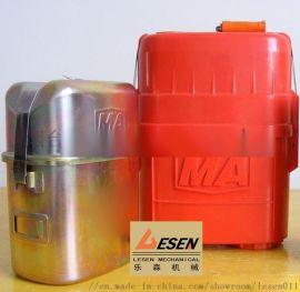 ZH隔绝式化学氧自救器使用环境 阻尘效果好佩戴舒适