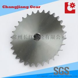 带六角孔的OEM工业链条不锈钢标准链轮