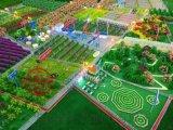 南京智慧農業沙盤 農業沙盤定製 找南京模型公司