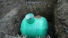 化粪池 玻璃钢2号排污沉淀池 高强度