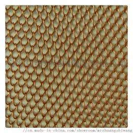 绵瑞金属网帘规格 金属装饰网帘生产厂家