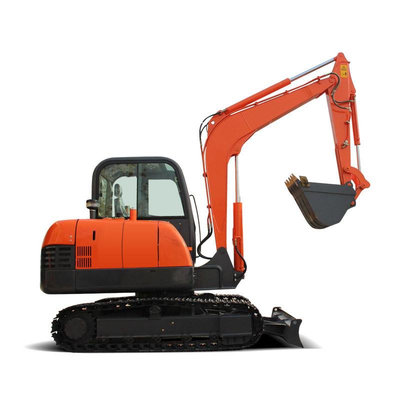 全液压履带式挖掘机 微型挖掘机 农用小型挖掘机