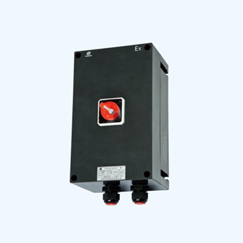BDB8050防爆防腐電動機保護器(IIC、tD)