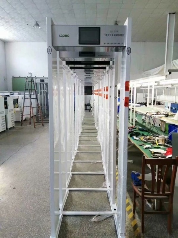 青島 門框式紅外測溫儀