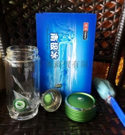 西安品牌水杯玻璃水杯印字