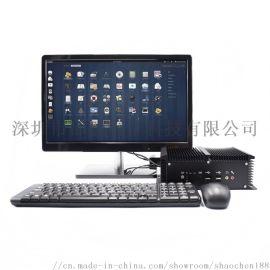 高端工控设备i5-8250U八代处理器迷你小主机