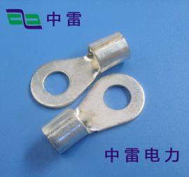 厂家直销圆形裸端头,RNB1.25-6 环形焊接裸端头,铜鼻子黄铜