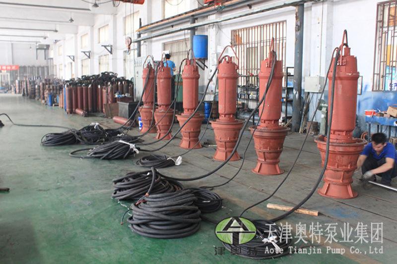 50赫兹900QZB-100T潜水轴流泵送货上门
