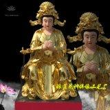 佛像定制泰山奶奶图片 泰山娘娘神像 东岳泰山中王爷