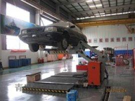 报废汽车举升机,举升平台,汽车拆解  设备