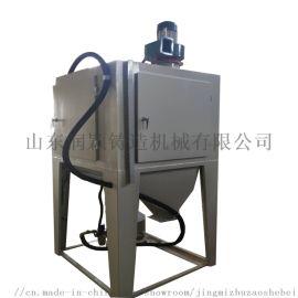 东营润颖生产厂家 供应喷砂机,精密铸造设备,厂家直销