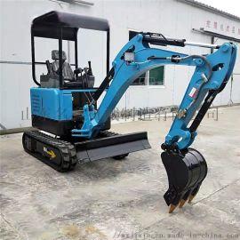 建筑工程履带挖掘机 冬春季园林施肥挖掘机