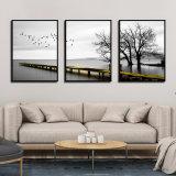 客廳沙發背景餐廳牀頭走廊北歐風格裝飾壁畫掛畫