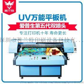 工厂量产UV平板打印机瓷砖玻璃背景墙打印机图片