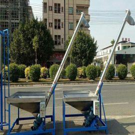 广东不锈钢塑料颗粒上料机  全自动螺旋上料机